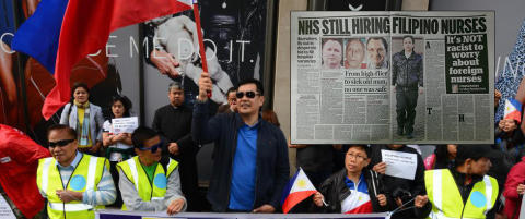 Protesterer mot britisk tabloid etter �ekstremt kontroversiell� drapsdekning