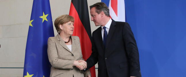 Cameron i Europa