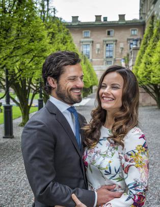 Slik falt svenskeprinsen for Sofia Hellqvist