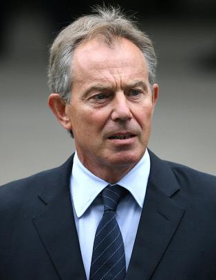 Full krangel om Blairs millionkrav for Stordalen-tale: - Han ville ikke tjent noen ting