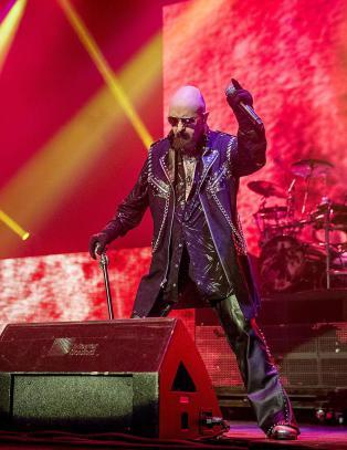 ANMELDELSE: Judas Priest er metal-fagets h�ye beskyttere
