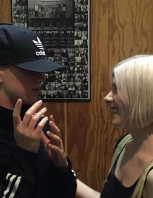 Norske Aurora ble overrasket av Katy Perry