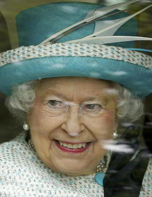 BBC erklærte dronning Elizabeth syk ved en feil
