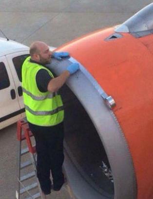 Det siste du vil se om du er redd for � fly