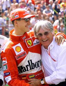 Formel 1-sjef vil ikke se Schumacher