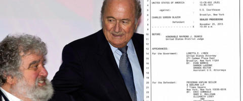 FBIs informant: - Jeg mottok bestikkelser for VM i 1998 og i 2010