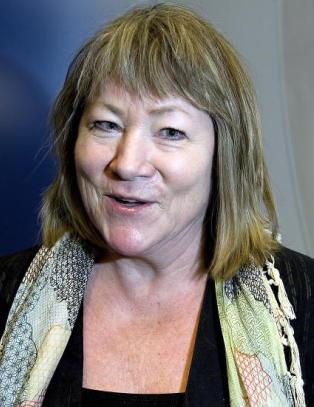 Annette Groth (63) slutter i NRK: - Det f�les veldig befriende