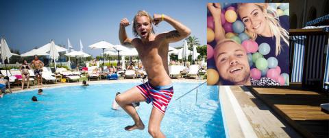 �Paradise�-Carl har f�tt seg kj�reste og flyttet til Island for � drive hotell