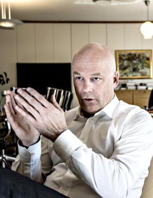 NRKs inntekter b�r fryses de neste tre �ra