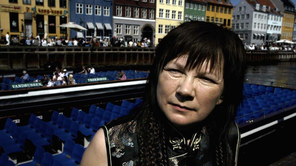 PROFESSOR: Den samiske artisten Mari Boine blir professor i musikkvitenskap p� h�gskolen i Nesna. Foto: Carl Redhead / SCANPIX NORDFOTO