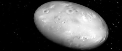 Egg-formede m�ner overrasker romforskere