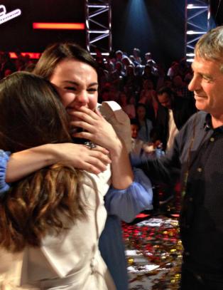 - Et sjeldent talent vant «The Voice» 2015