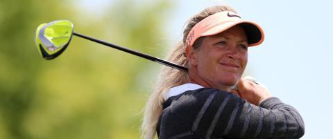 Tutta med sin f�rste LPGA-seier p� nesten to �r