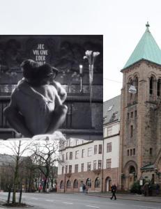 Kirka hevder Tooji brøt avtalen: - Helt uakseptabelt, og et grovt misbruk av kirkerommet