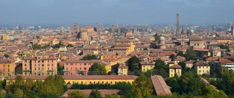 At Bologna er kjent som �Den fete� kan virke som en forn�rmelse, men er det stikk motsatte