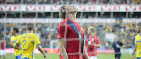 H�gmo lo av S�derlunds sjansesl�seri da Norge spilte uavgjort mot �S�ta bror�