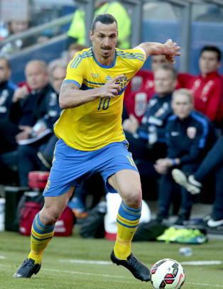 Zlatans melding til �degaard: - Du m� gi slipp p� pappaen din og bli mann!