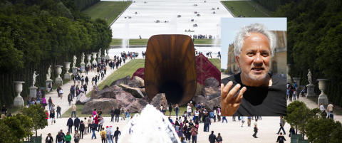 Gigantisk  �dronning-vagina� vekker harme i Paris