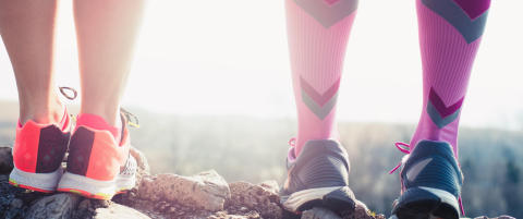 Slik l�per du halvmaraton p� under to timer