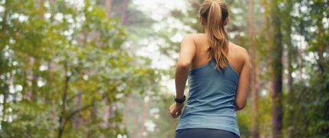 Slik l�per du halvmaraton p� under en time og 30 min.