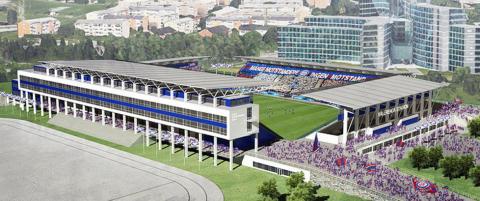 V�lerenga kan bygge ny stadion allerede i �r
