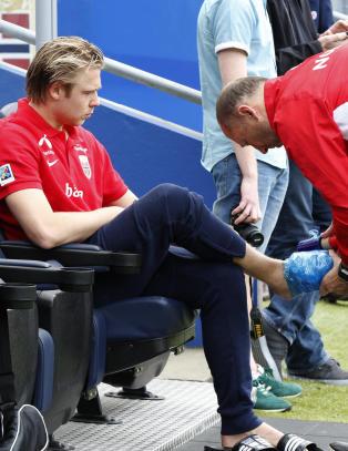 Hvordan skal S�derlund score for landslaget, n�r han ikke trener p� det..?