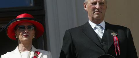 Kongen dropper prinsebryllupet i Sverige
