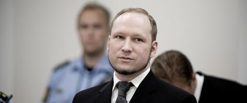 Universitetsprofessor vil ha reservasjonsrett mot � undervise Breivik