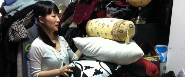 Marie Kondos bok var s� inspirerende at anmelderen m�tte ta pauser for � rydde