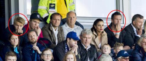 �degaard om m�te i Drammen: - Deila pr�vde ikke � lokke meg