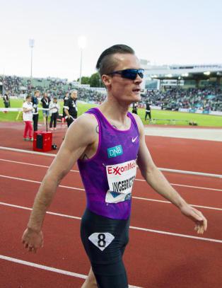 Ingebrigtsen klarte VM-kravet p� 1500 meter