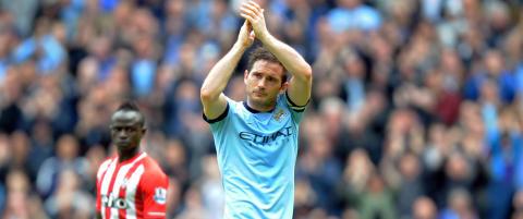 Lampard f�r �restittel etter Premier League-avskjeden