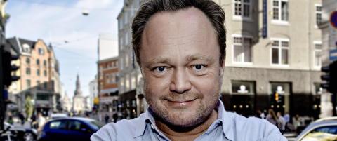 Fredrik Gr�svik om � ofre familien for jobben: -Plutselig en dag var de borte