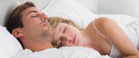- Jeg er kjempestresset og har ikke overskudd til sex
