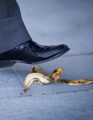 Banal kunst eller banankunst?