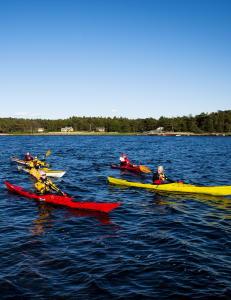 Ytre Hvaler nasjonalpark er eneste sted der du kan se svenskegrensa under vann