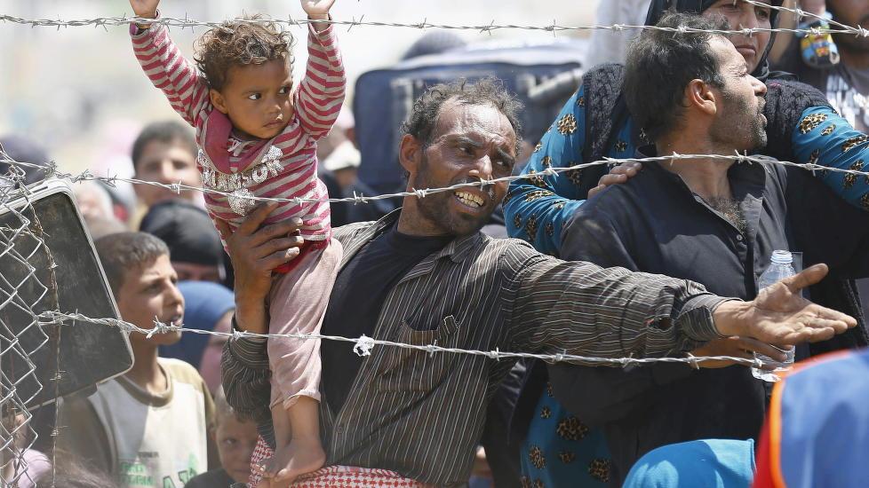 Flyktninger i dag
