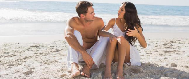 - Et rush av par som �nsker r�dgivning etter ferien