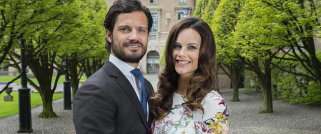 Prins Carl Philip og Sofia p� bryllupsreise p� Fiji