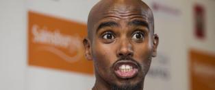 Farah avviser dopinganklager