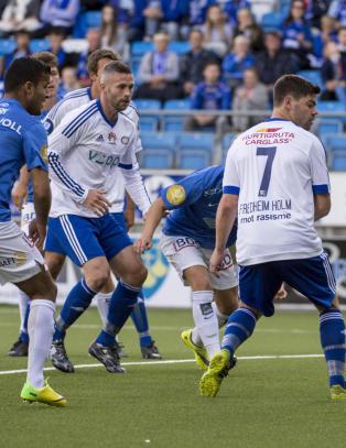 VIF snytt for straffe da Molde gjorde noe de ikke har gjort siden 2013