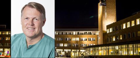 Hjernekirurg i TV 2-strid saks�ker eget sykehus