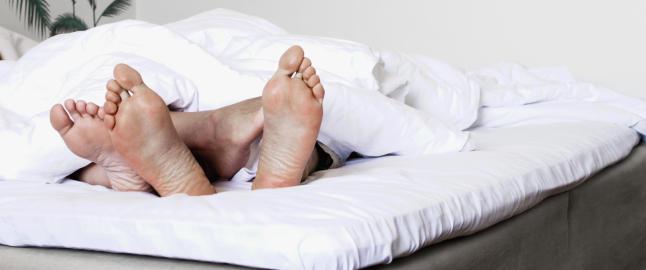 Derfor sliter du med � sove om sommeren