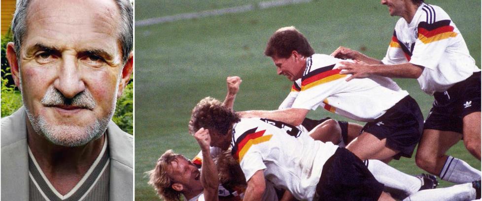 VM-et som fikk Michelet til � lure p� om fotballen var p� hell