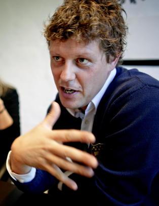 Jan Fredrik Karlsen blir ny MGP-general