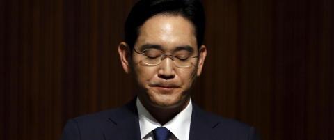 Her m� Samsung-arvingen avgi en �ydmykende� unnskyldning til hele nasjonen: - Vi klarte ikke stoppe mers-utbruddet