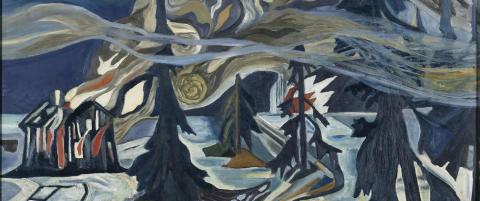 Norske kunstnere sto imot NS-press