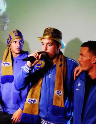 Forren var RBK-supporter og hatet Molde: - Trodde de var ekle folk med langt h�r og h�rstrikk