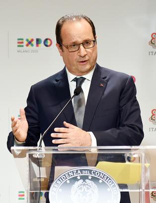 - NSA har avlyttet de tre siste franske presidentene
