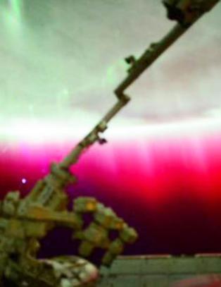 ISS-astronaut: - Dette har jeg aldri sett f�r